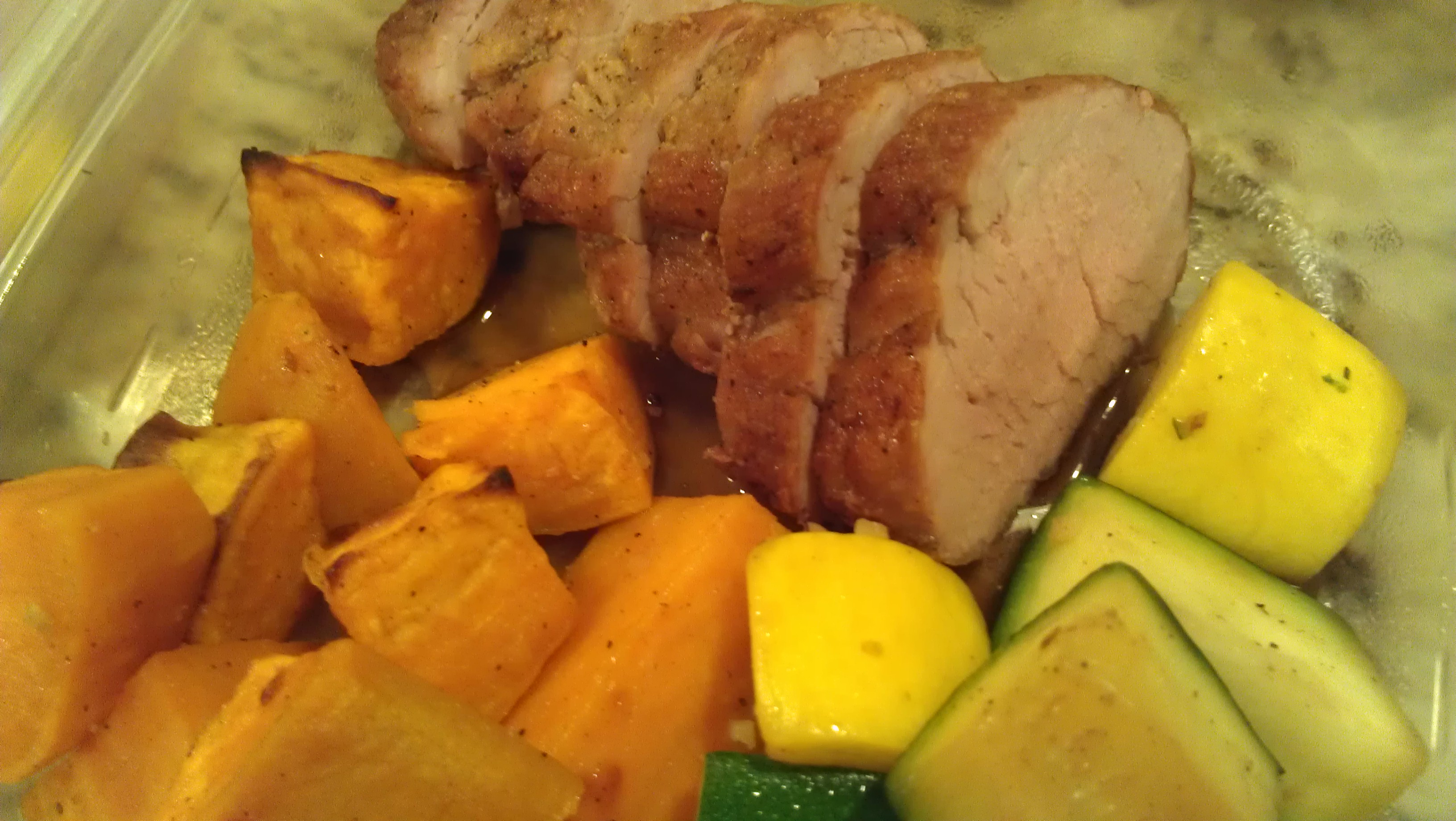 Pork with AppleJack glaze pic